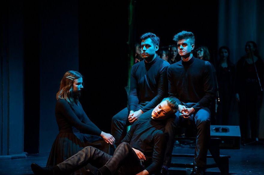 Wałbrzych: Udany spektakl
