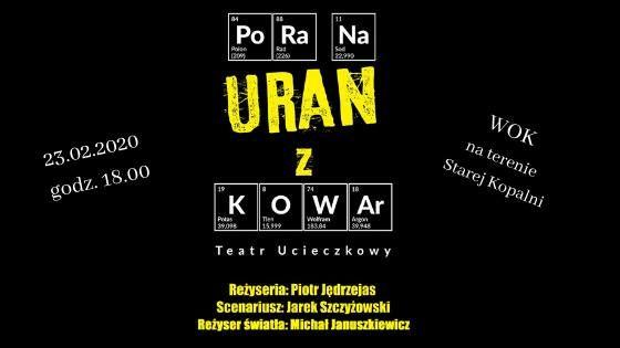 Wałbrzych: Pora na uran