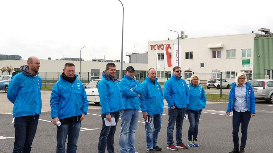 Wałbrzych: Toyota znów szkoli