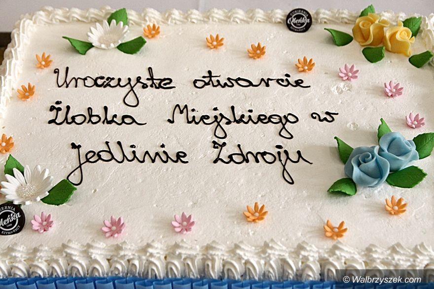 """REGION, Jedlina-Zdrój: """"Maluch"""" otwarty!"""
