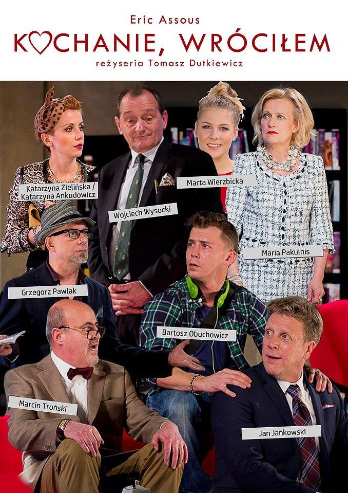 Wałbrzych:  Spektakl odwołany