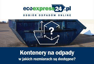 Kraj/Region: Idealne kontenery dla każdego
