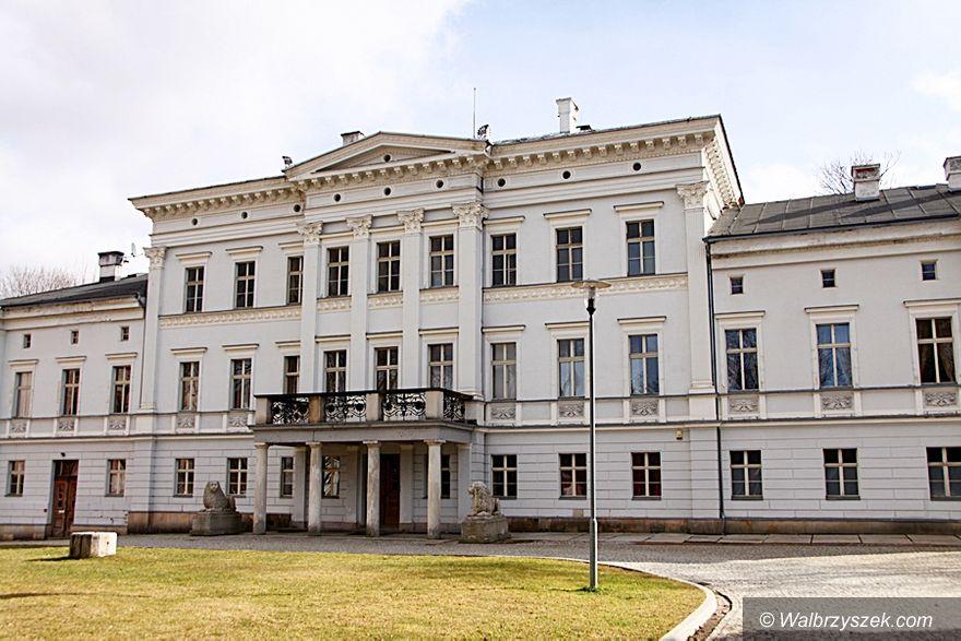 REGION, Jedlina-Zdrój: Pałac Jedlinka