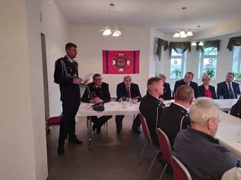 REGION, Mieroszów: Strażacy po zebraniu