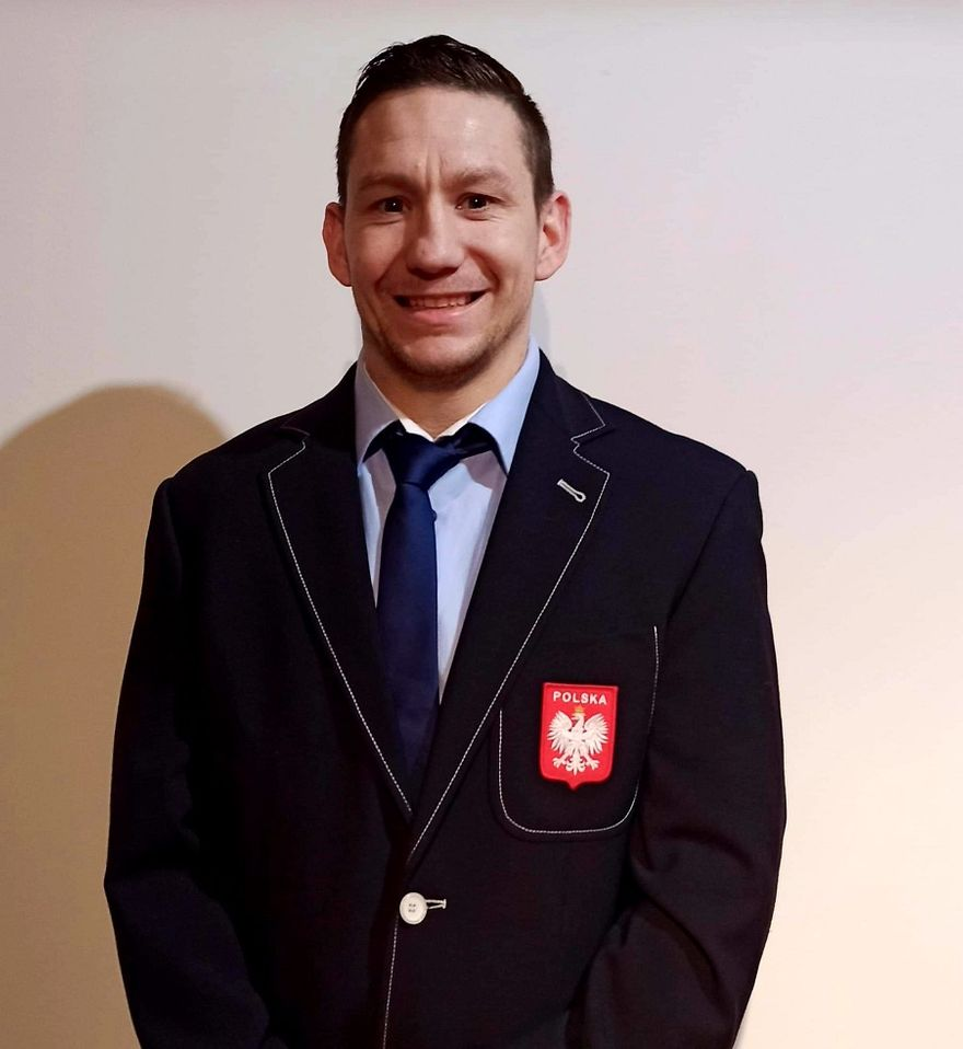 Wałbrzych: Sportowiec wspiera Dudę