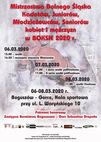 Boguszów-Gorce: Wraca boks