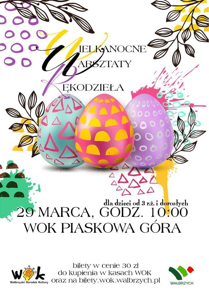 Wałbrzych: Wielkanocne tworzenie