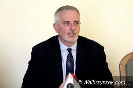 Wałbrzych/powiat wałbrzyski: Prezydent uspokaja