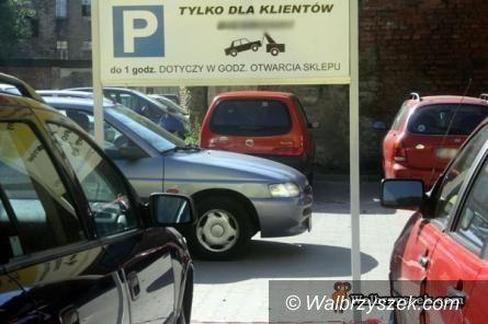 Wałbrzych: Bezpłatne parkowanie