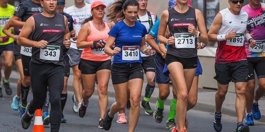 Wałbrzych/REGION: Biegać można