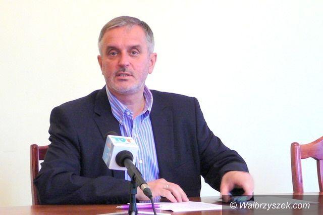 Wałbrzych: Prezydent o sytuacji w Wałbrzychu