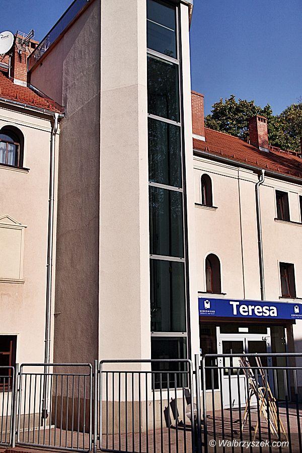 """REGION, Jedlina-Zdrój: """"Teresa"""" zostanie odbudowana"""