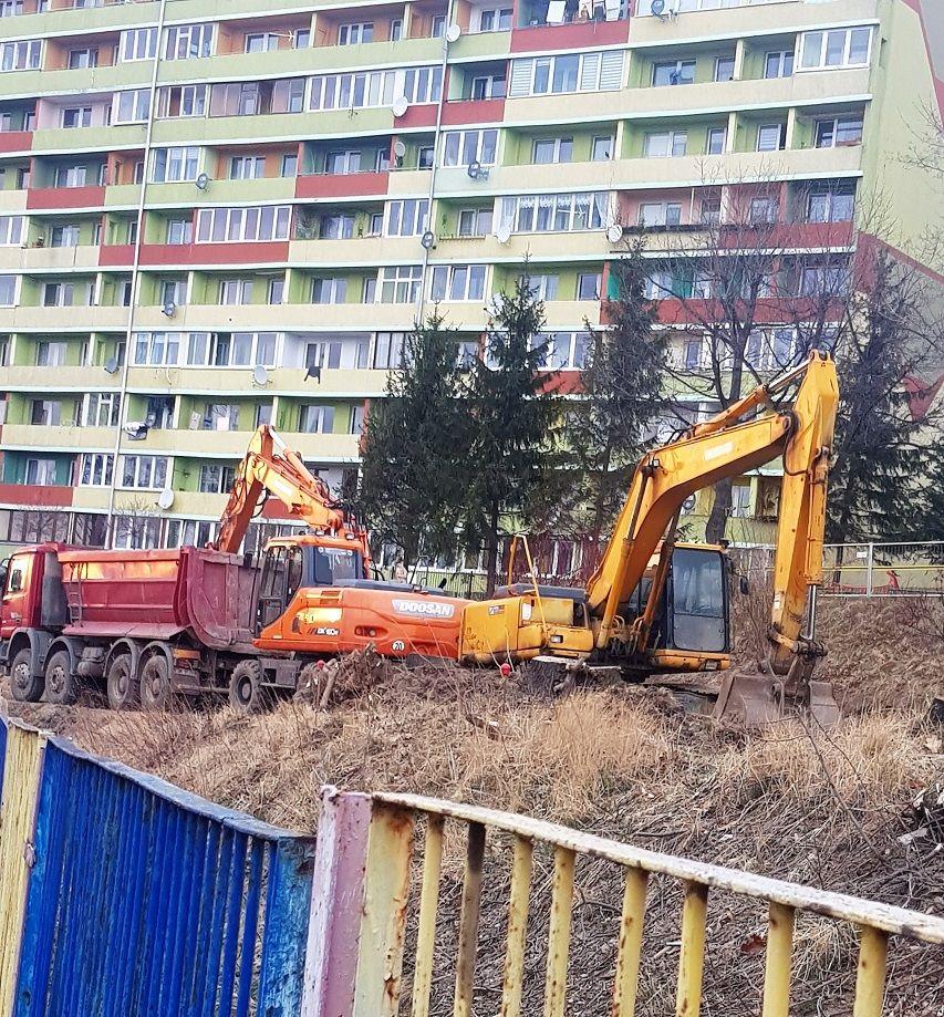 Wałbrzych: Powstaje parking