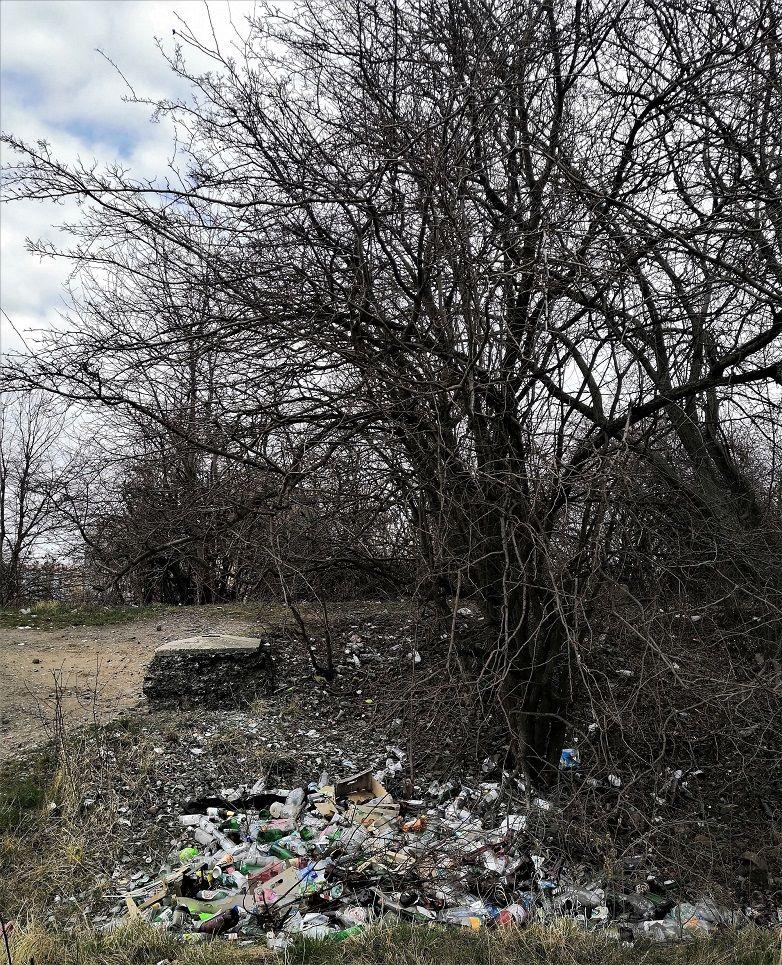 Wałbrzych: Góra śmieci