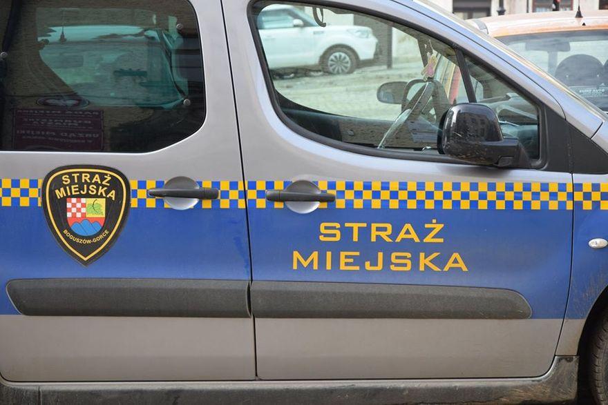 REGION, Boguszów-Gorce: Stosują ograniczenia