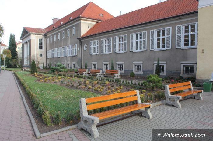 REGION, Szczawno-Zdrój: Szczawno dla szpitala