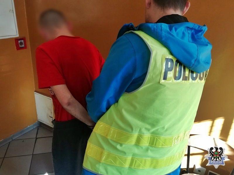 REGION, Boguszów-Gorce/Wałbrzych: Udaremnił napad