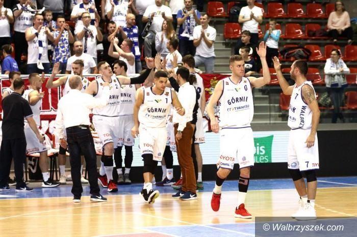 Wałbrzych: Oświadczenie koszykarskiego Górnika