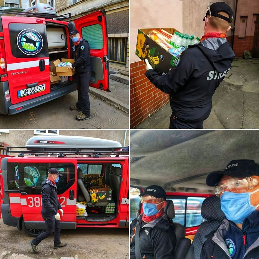 Wałbrzych: Kolejny dzień z epidemią w Wałbrzychu