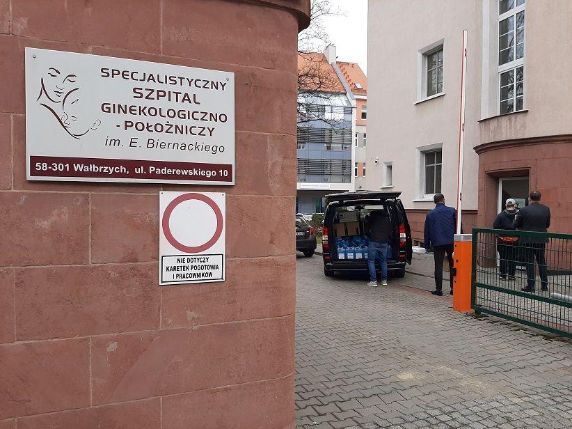 Wałbrzych/REGION: Strefa wsparcia