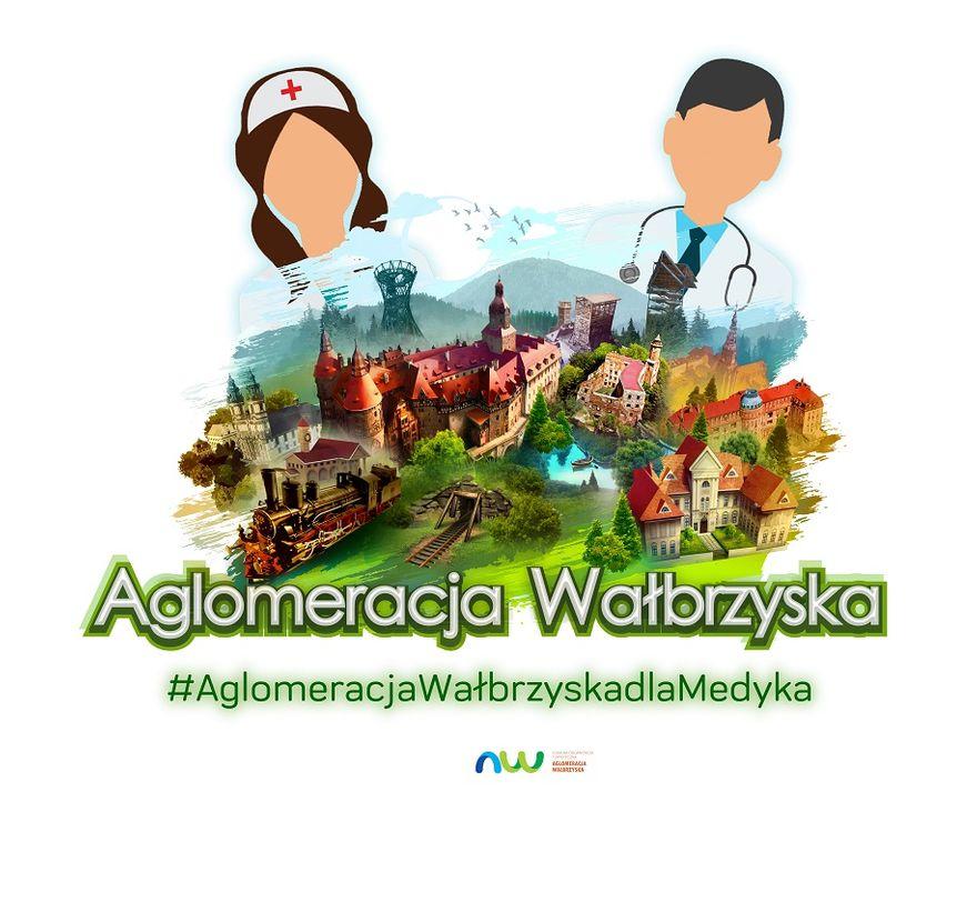 Wałbrzych/REGION: Aglomeracja Wałbrzyska dla Medyka