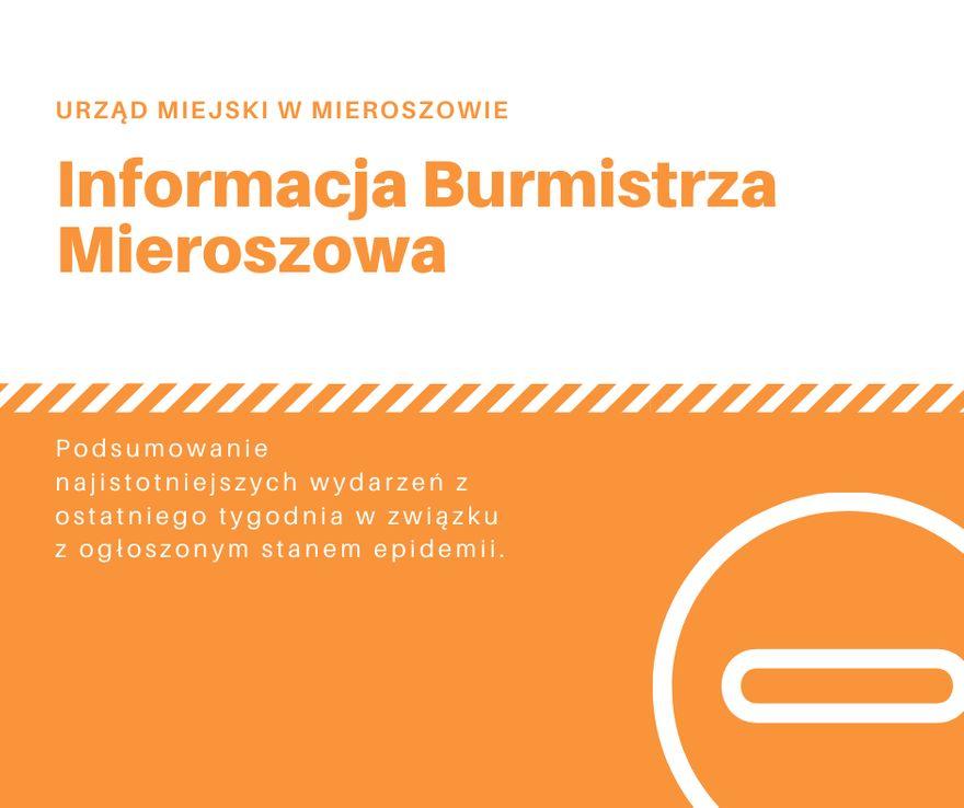 REGION, Mieroszów: Zgodnie z wytycznymi