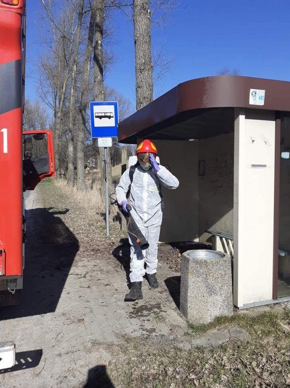 REGION, Mieroszów: W walce z koronawirusem