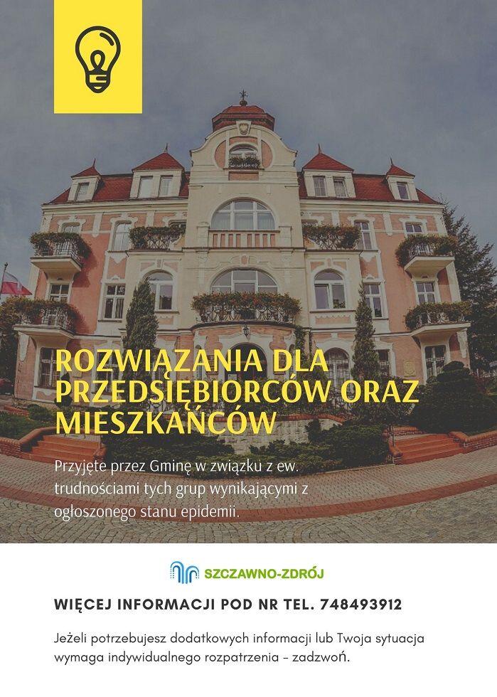 REGION, Szczawno-Zdrój: Szczawno też pomaga