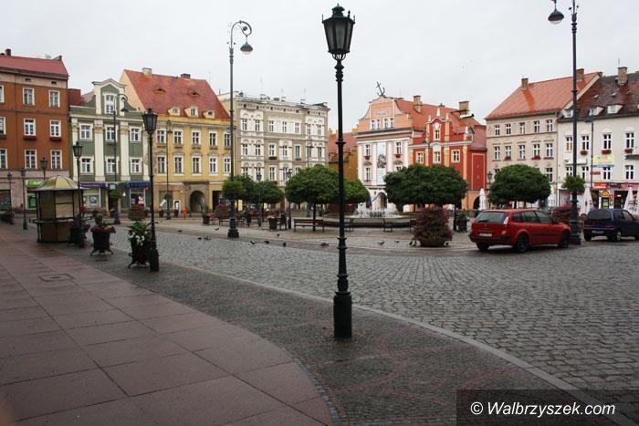 Wałbrzych: Dzień w Wałbrzychu