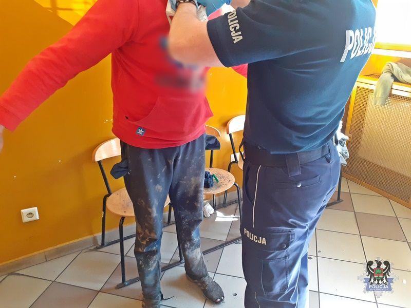 REGION, Jaczków: Kradł ropę