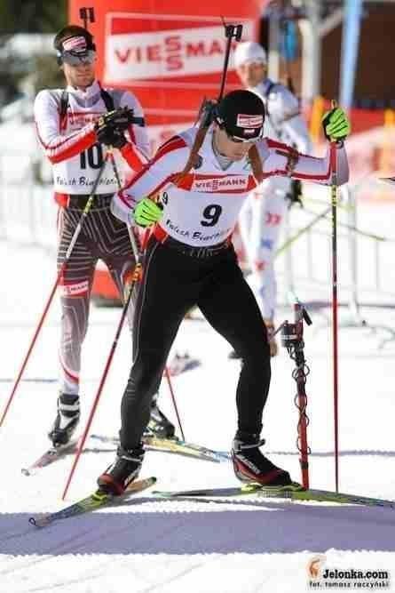 Kraj: Biathloniści z nowym trenerem