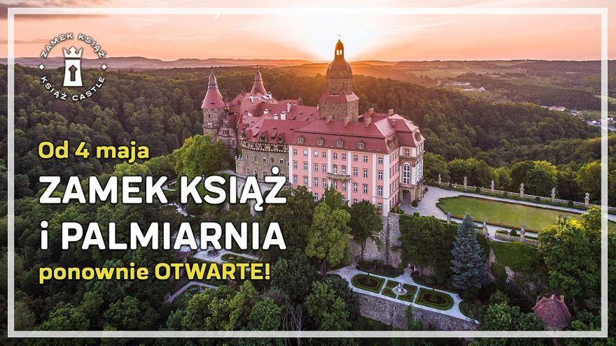 Wałbrzych: Zamek znów otwarty