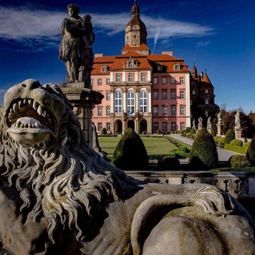 Wałbrzych: Luksus Zamku Książ