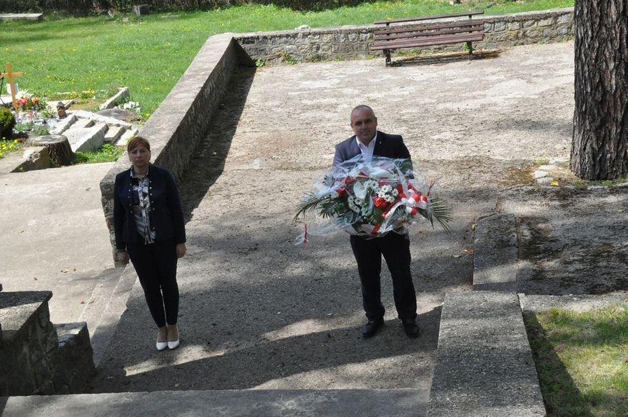 powiat wałbrzyski: Pamiętali o ofiarach