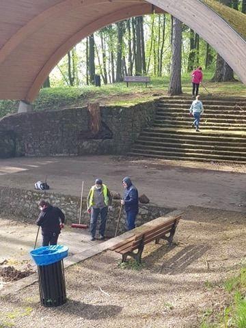 REGION, Mieroszów: Posprzątali górę