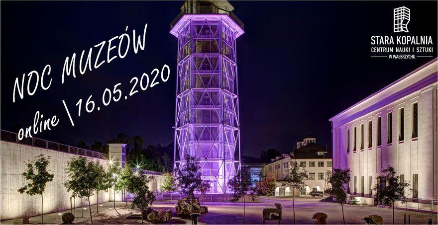 Wałbrzych: Noc Muzeów online