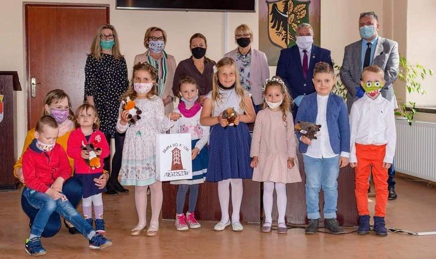 REGION, Mieroszów: Wręczyli nagrody