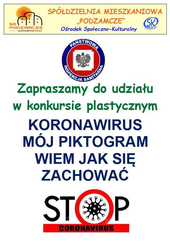 Wałbrzych/powiat wałbrzyski: Konkurs na piktogram