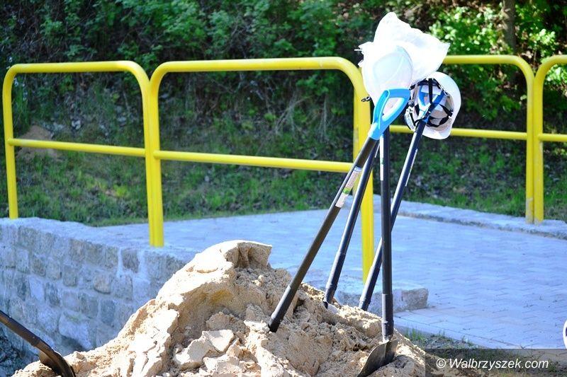 REGION, Szczawno-Zdrój: Tunel w Szczawnie