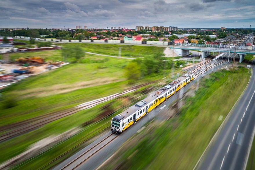 Wałbrzych/REGION: Więcej pociągów KD