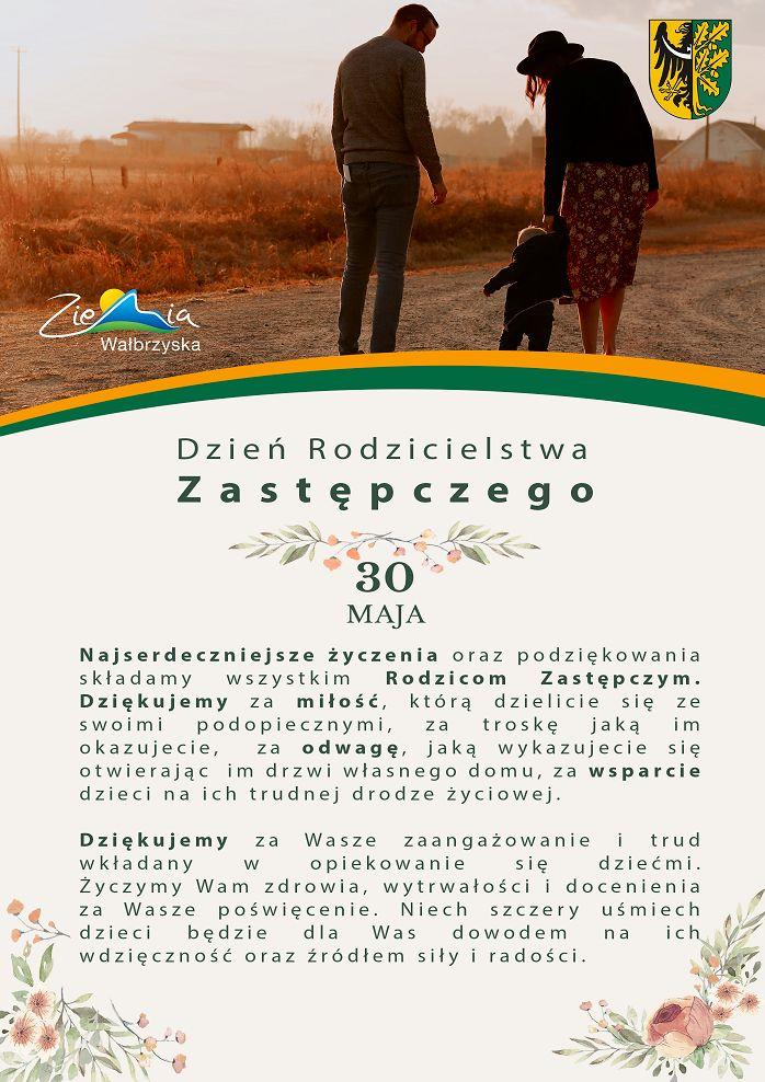 powiat wałbrzyski: Dzień Rodzicielstwa Zastępczego
