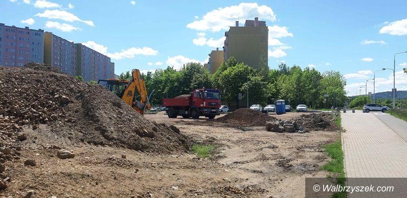 Wałbrzych: Nowe parkingi