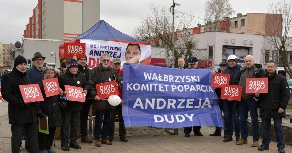 Wałbrzych: Zabiegają o przyjazd prezydenta