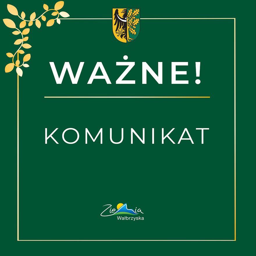 powiat wałbrzyski: Wydział komunikacji czynny dłużej