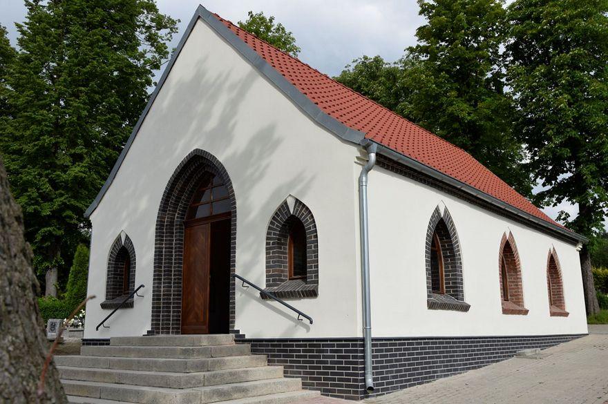 REGION, Boguszów-Gorce: Wyremontowali kaplicę