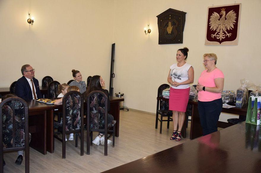 REGION, Boguszów-Gorce: Dzieci nagrodzone