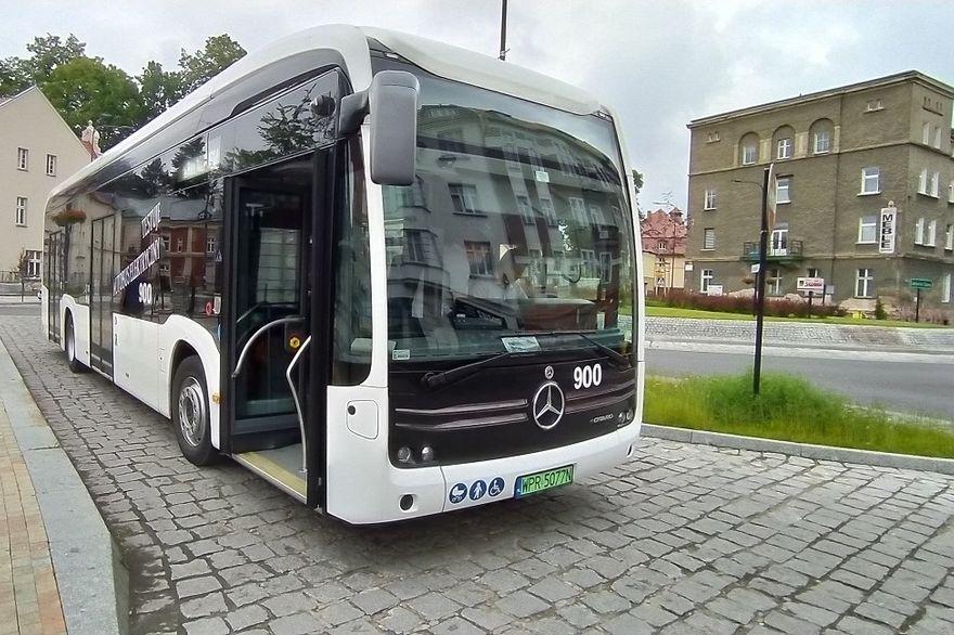 Wałbrzych: Przetestują autobus