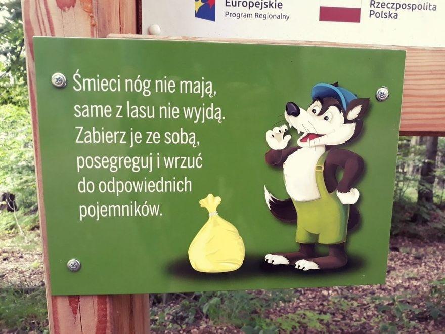 REGION, Stare Bogaczowice/Szczawno-Zdrój: Przypominajka dla turystów