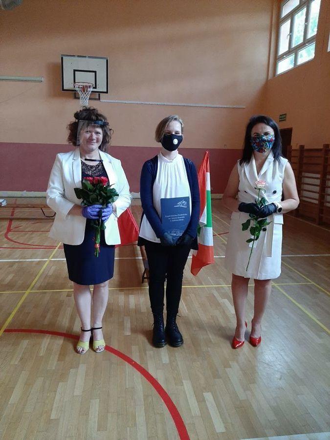 REGION, Jedlina-Zdrój: Pożegnali szkołę