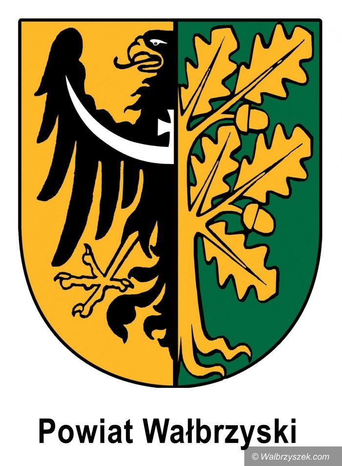 powiat wałbrzyski: Czas na powiat